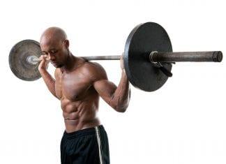 muskelaktivering skulderpress