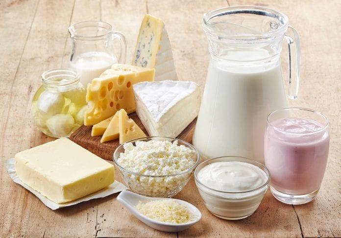 melkeprodukter proteiner