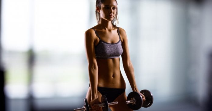 muskelvekst treningsfrekvens