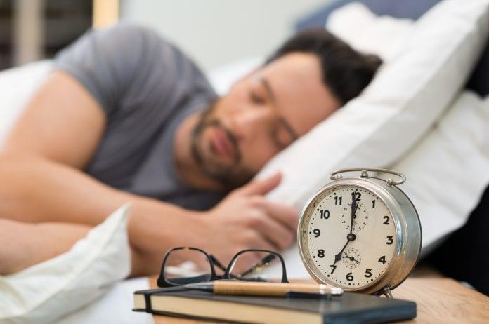 søvnmangel trening