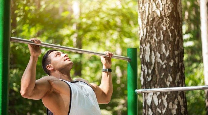 chin-up styrketrening