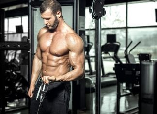 biceps cable curls