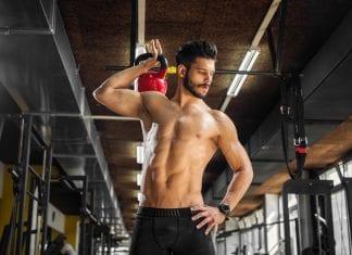 triceps pushdowns nedtrekk