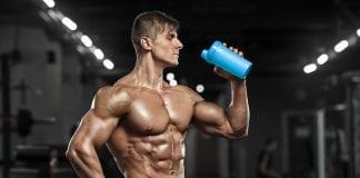 muskelvekst kosttilskudd
