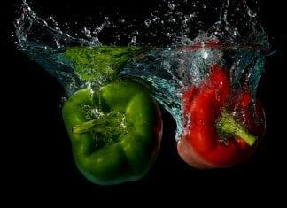 grønnsaker for vektreduksjon