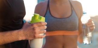 proteinshake etter trening