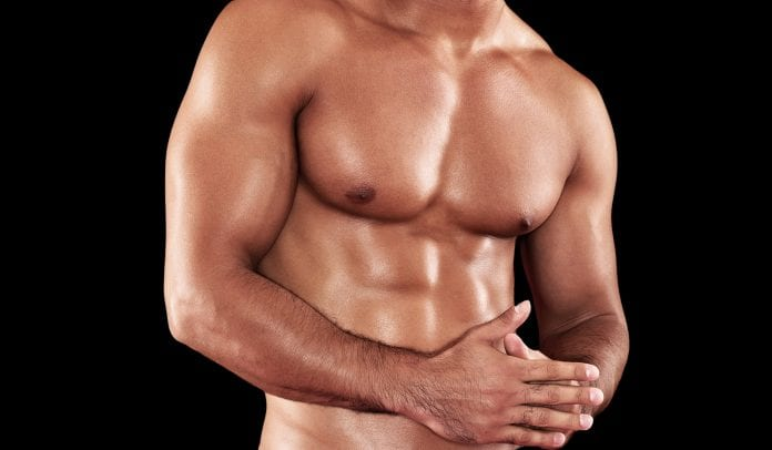 kroppsvektøvelser for bryst
