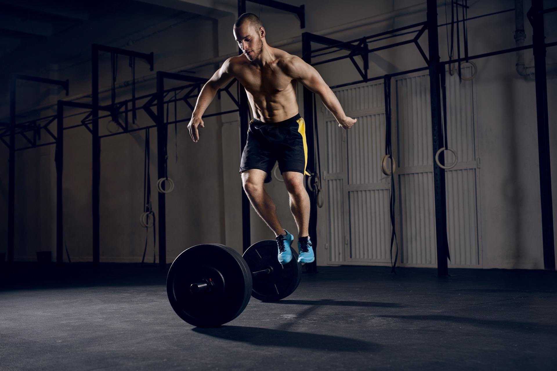 øvelsene som forbrenner mest fett
