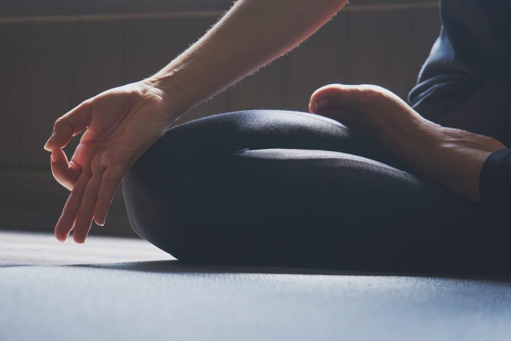 meditasjon trening mot stress