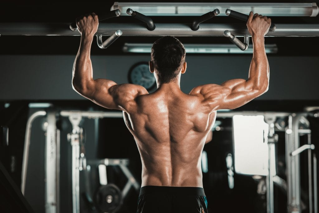 trening for sterkere overkropp