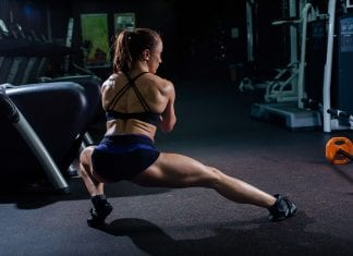 repetisjoner for muskelvekst