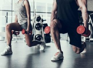 styrketrening vektnedgang