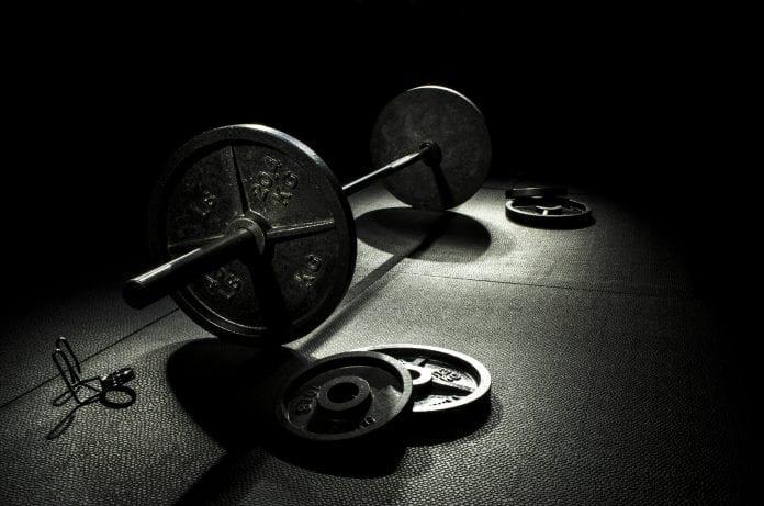 vektstang trening