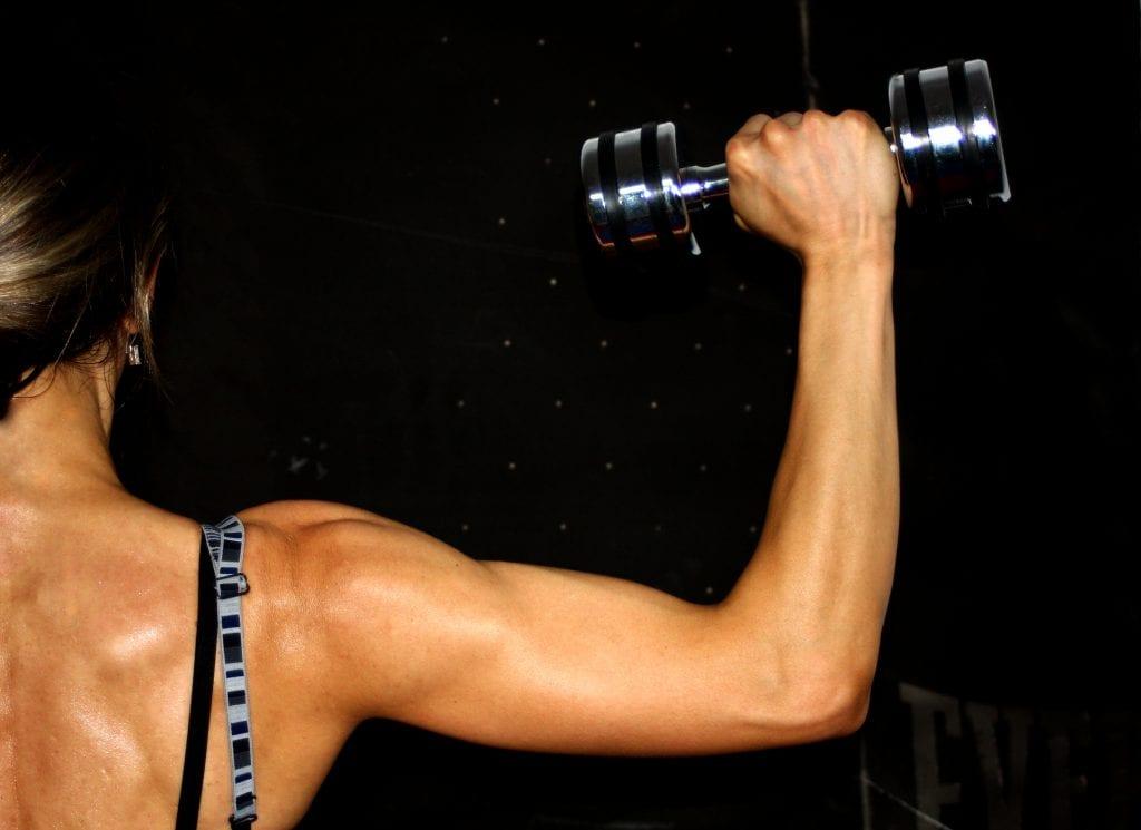 vektoppgang økt muskelmasse