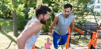 trening med kroppsvekt