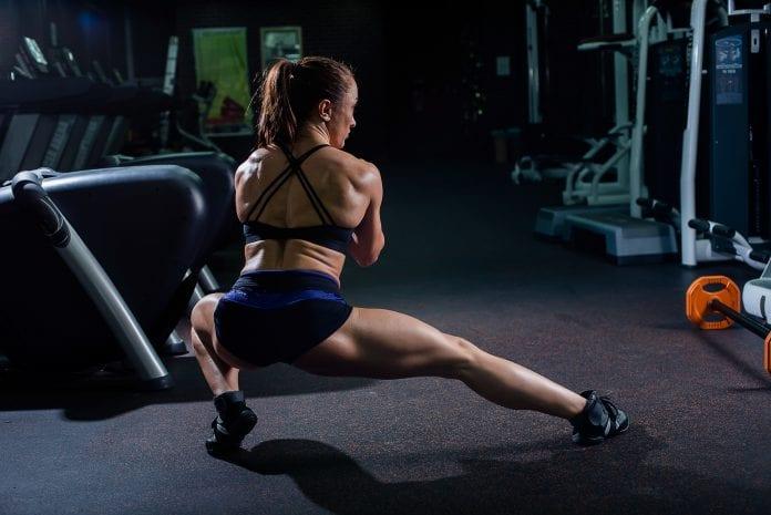 sirkeltrening sterke bein