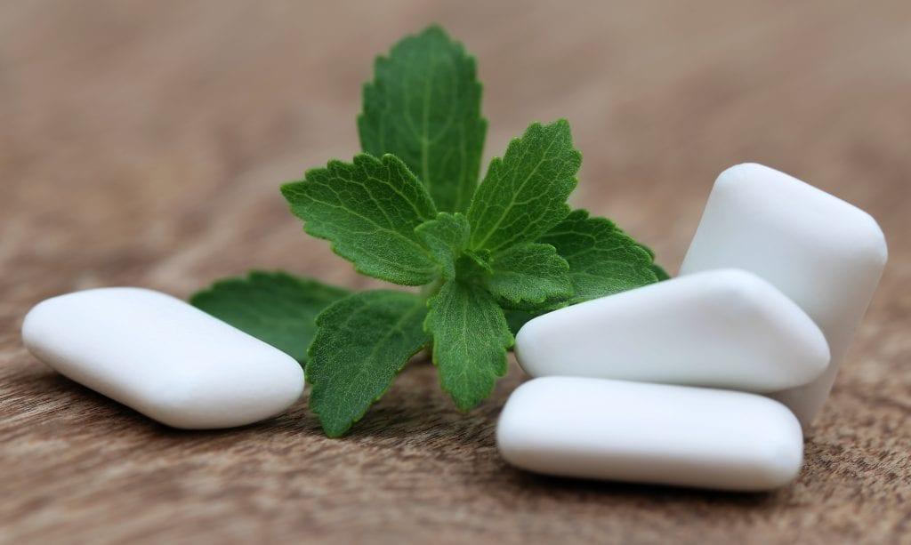 tyggegummi økt forbrenning