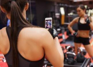selfie trening
