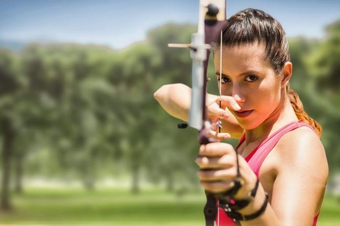 bow and arrow skuldertrening