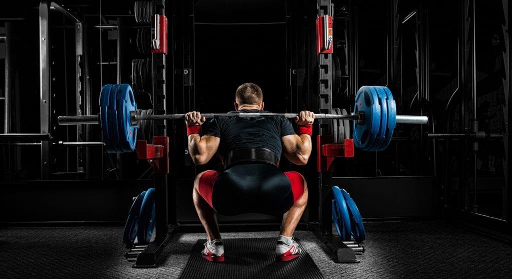 progresjon styrketrening