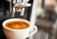 kaffe trening