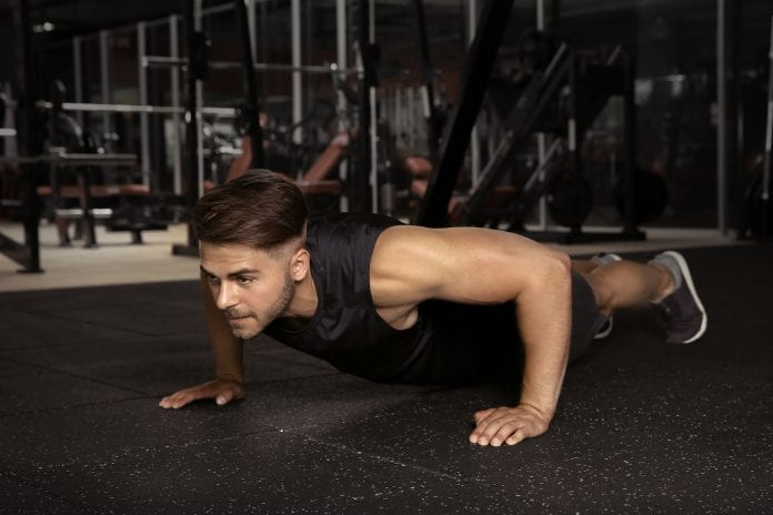 push-ups varianter