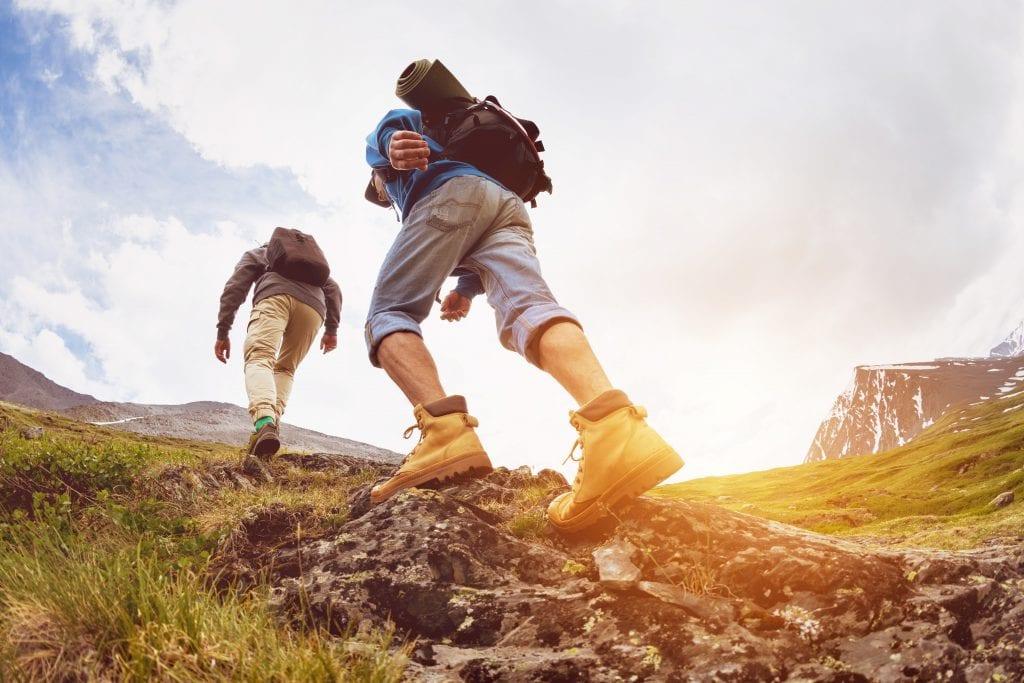 treningseffekt av å gå
