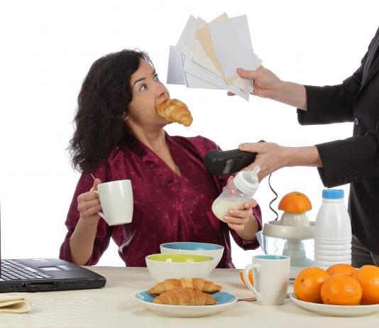 stress og vektoppgang