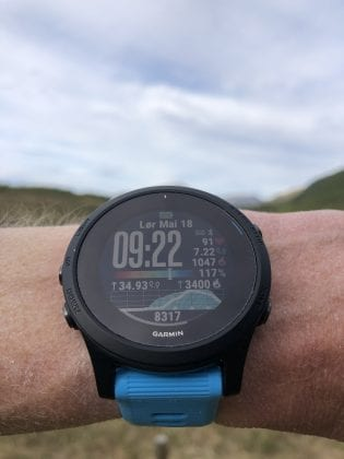 Garmin Forerunner 945 test