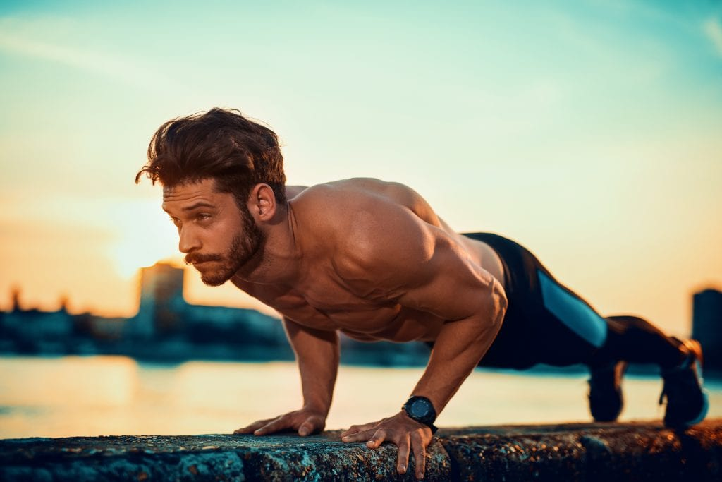 muskelvekst stagnering
