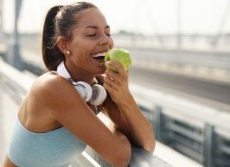 frukt treningsmat