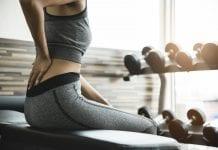 Øvelser for smerter i korsrygg