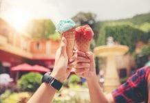 sunneste iskrem