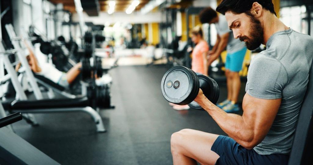 øvelser for sterkere armer