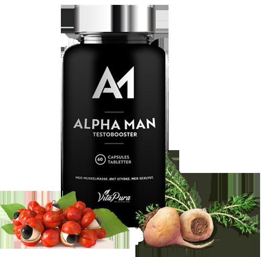 alpha man testobooster