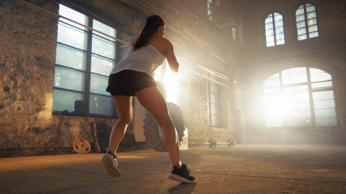øvelser for sterkere knær