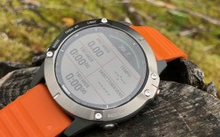 Garmin Fenix 6 test