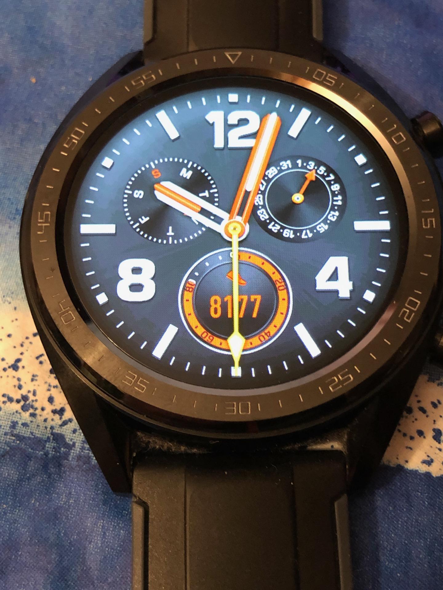 Huawei Watch gt test