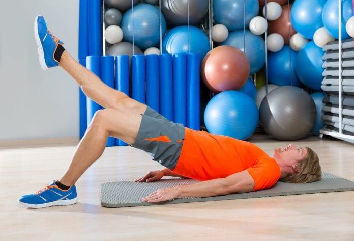 trening hofte