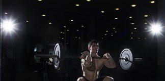 knebøy trening