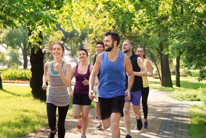 løping mot stress