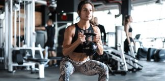 sterke bein trening