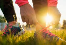 10 000 skritt om dagen