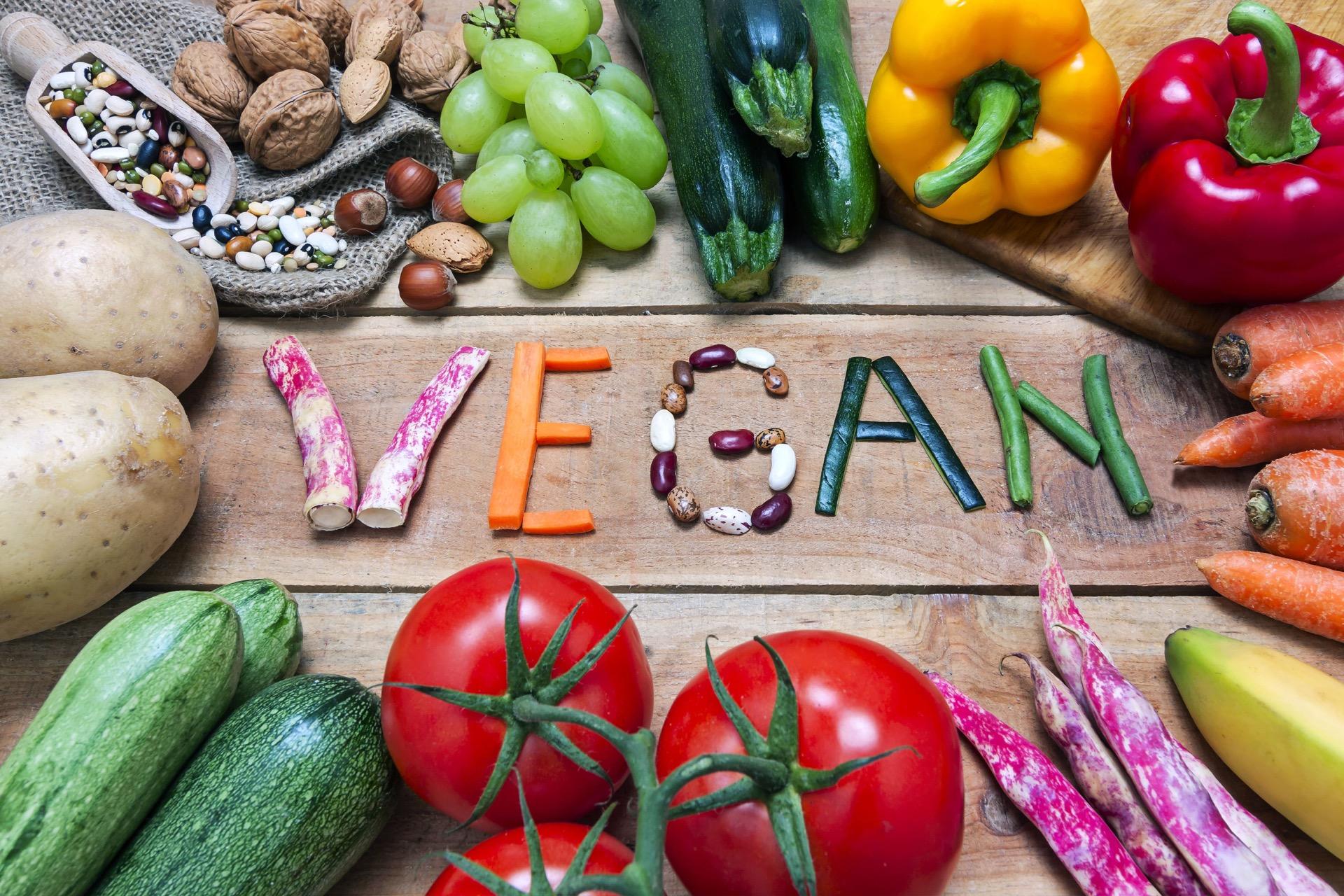 vegan diett