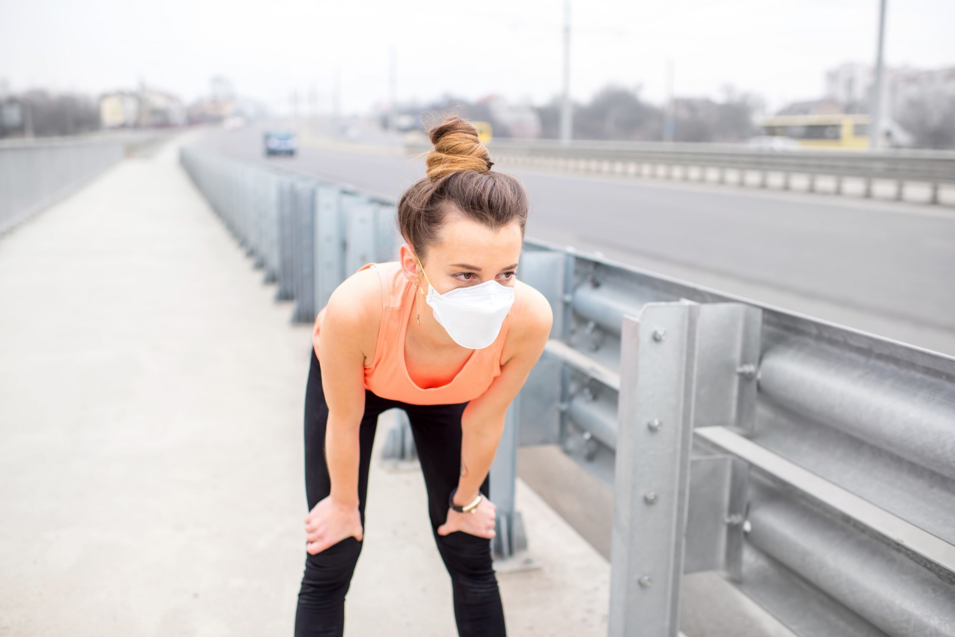 luftforurensning trening